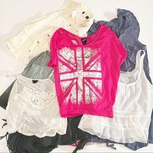 Summer bundle/lot tops, dresses UO medium